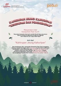 Infografis Kasepuhan Pasir Eurih
