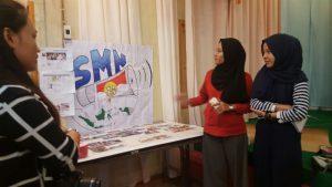 Tiga Anak Muda SMN ikut acara RCYPM di Thailand